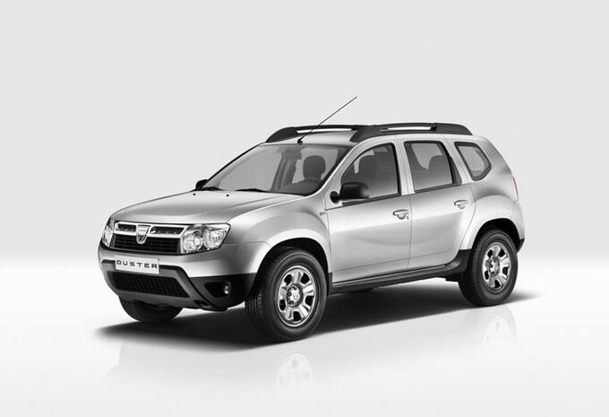nouveau mod le dacia duster moniteur automobile. Black Bedroom Furniture Sets. Home Design Ideas