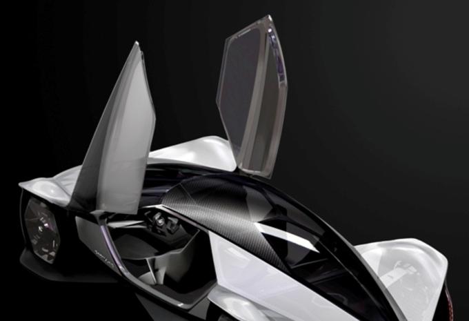 2010 Cadillac Aera Concept photo - 1