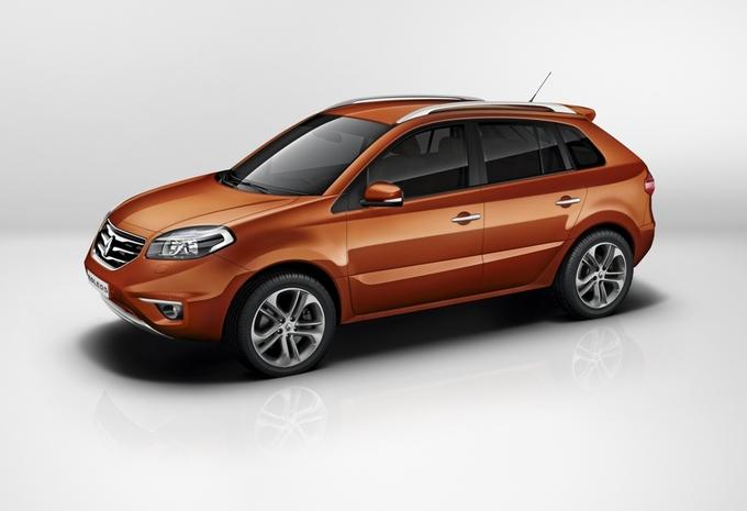 Renault Koleos #4