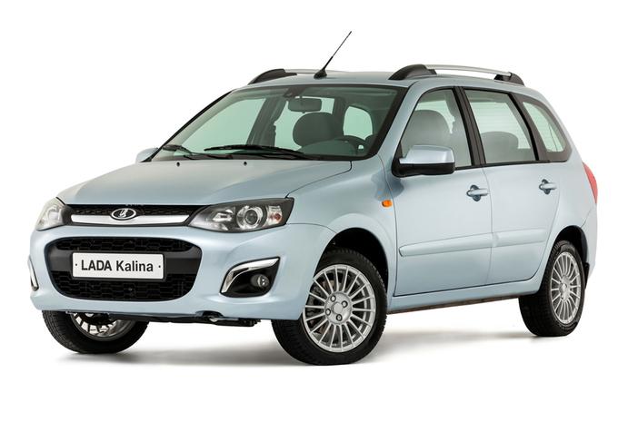 Nouveau mod le lada kalina moniteur automobile for Lada 09 salon