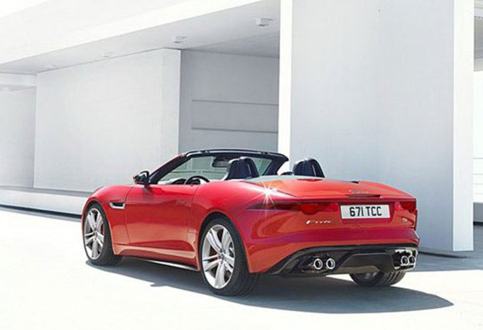 Jaguar F-Type #2