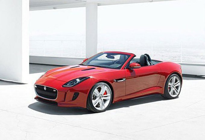 Jaguar F-Type #3