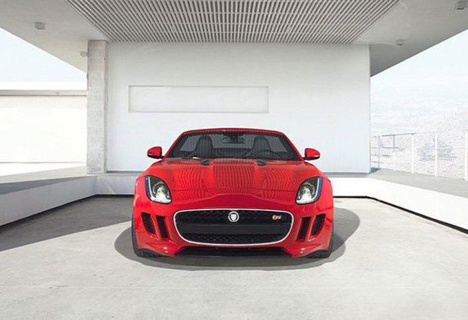 Jaguar F-Type #5