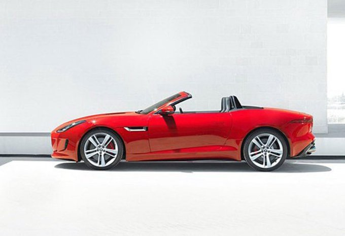 Jaguar F-Type #7