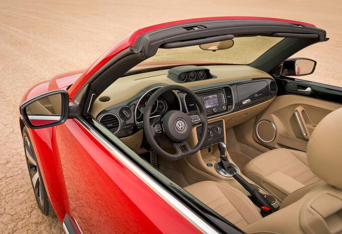 Volkswagen Beetle Cabrio #6