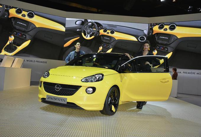 Opel Adam en vidéo #1