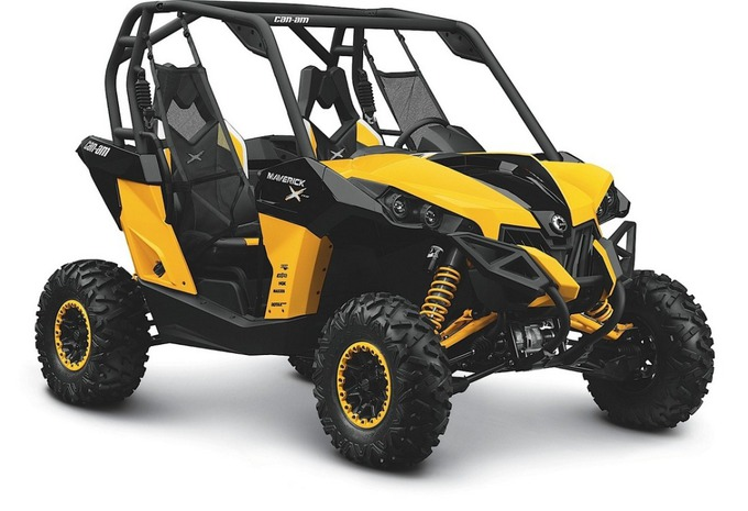 Can-Am Maverick 1000R X RS #1