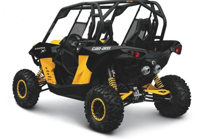 Can-Am Maverick 1000R X RS #2