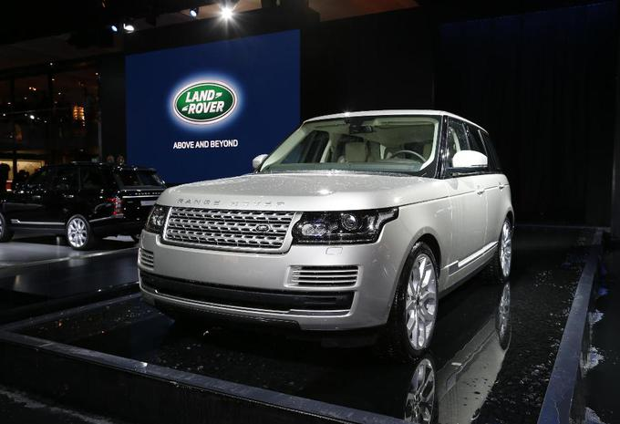 Video Range Rover #1