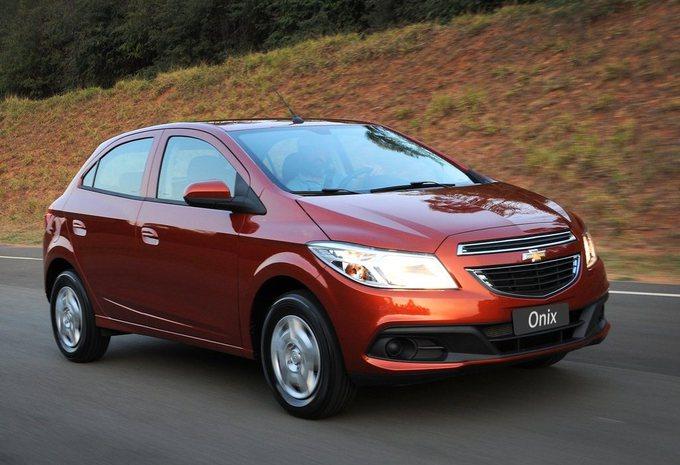 Chevrolet Onix #1