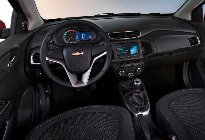 Chevrolet Onix #3