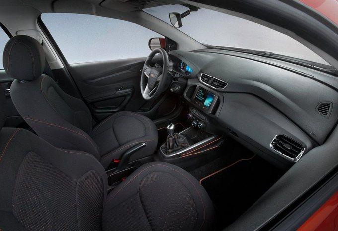 Chevrolet Onix #4