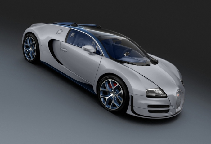 Bugatti Veyron Grand Sport Vitesse Rafale #1
