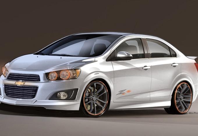 Chevrolet op de SEMA Show #3
