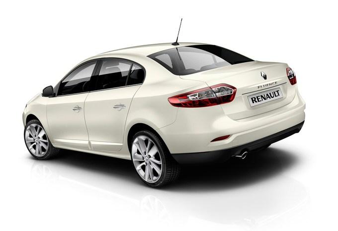 Renault Fluence #7
