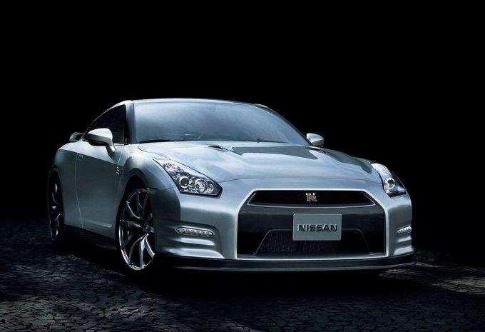 Nissan GT-R #2