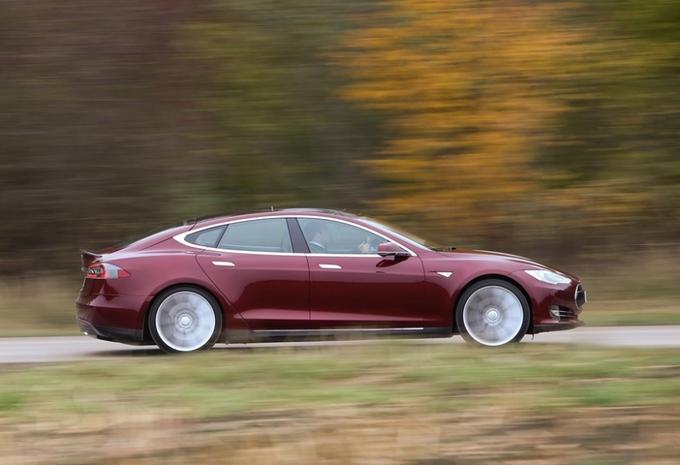 Tesla Model S #2