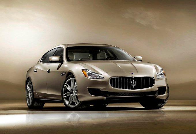 Maserati Quattroporte #1