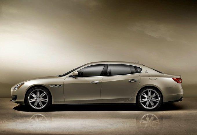 Maserati Quattroporte #2