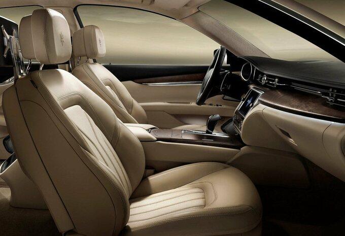 Maserati Quattroporte #7