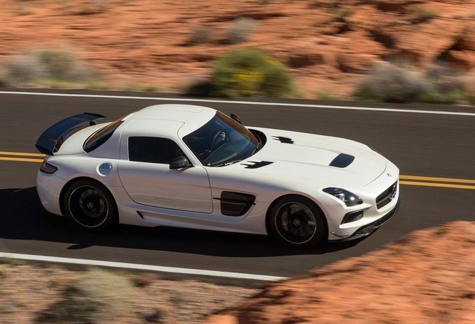 Mercedes SLS AMG Black Series #12
