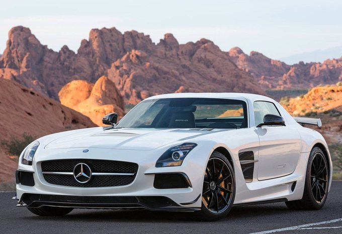 Mercedes SLS AMG Black Series #6