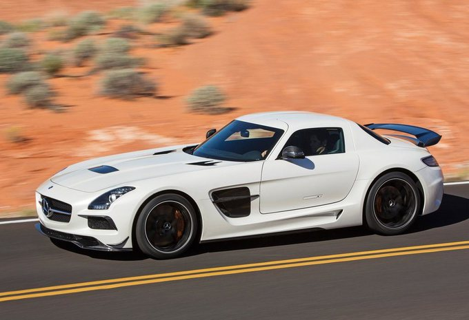 Mercedes SLS AMG Black Series #7