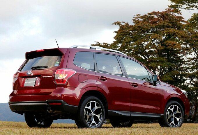 Subaru Forester #3