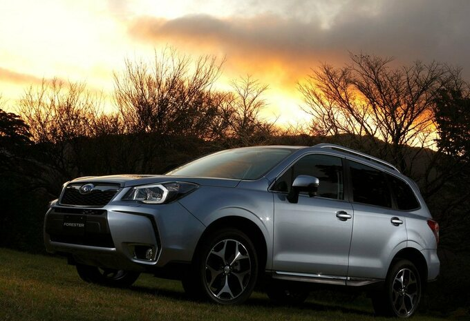 Subaru Forester #4