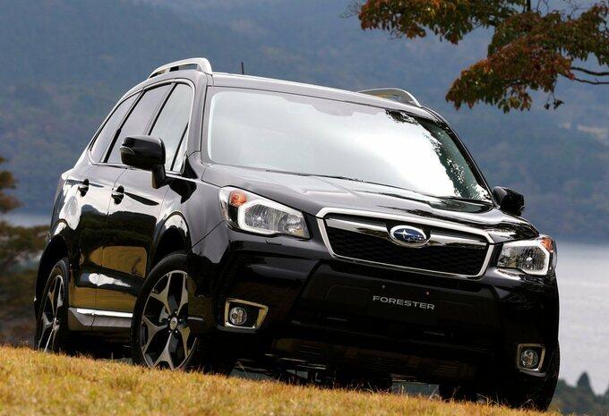 Subaru Forester #9