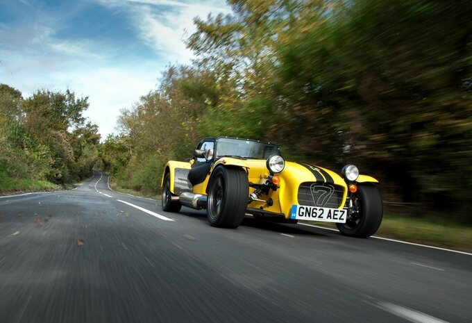 Caterham 7 Supersport R #1