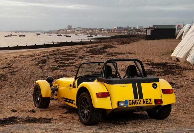 Caterham 7 Supersport R #2