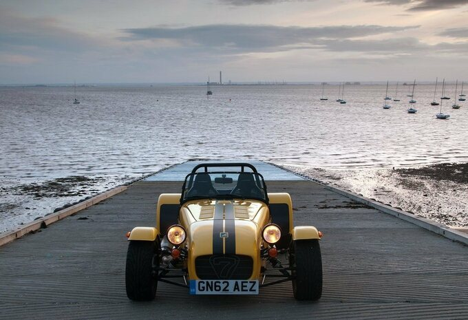 Caterham 7 Supersport R #3