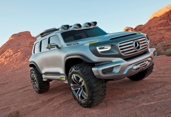 Mercedes Ener-G-Force #1