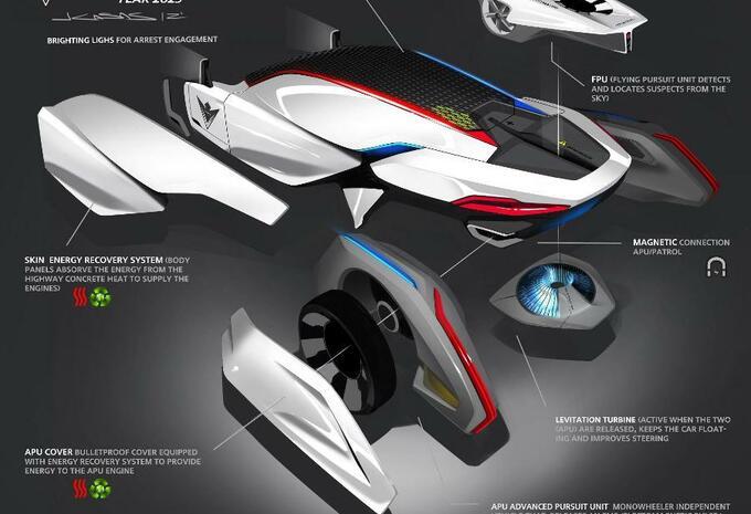 BMW ePatrol #4