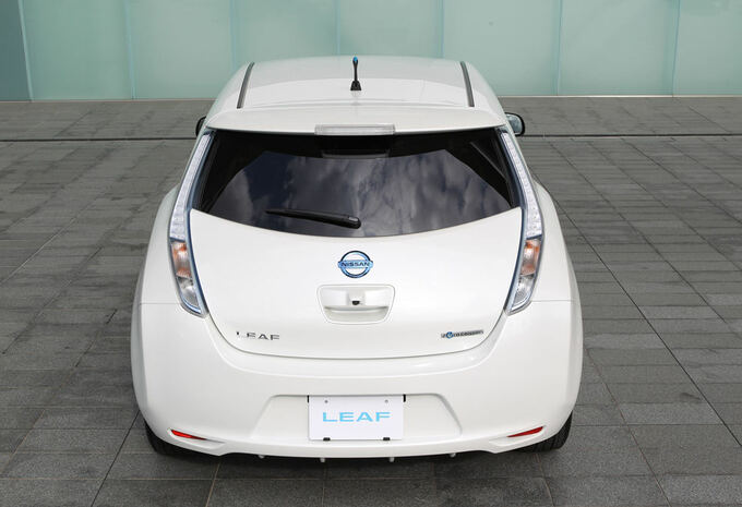Nissan Leaf #2