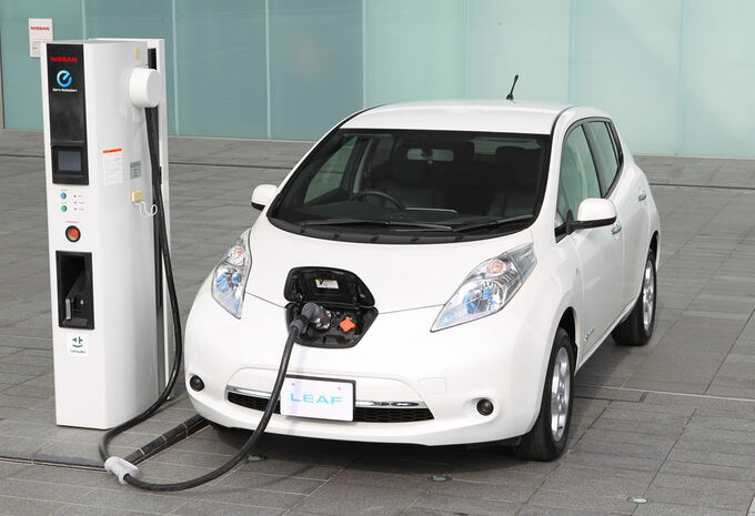 Nissan Leaf #4