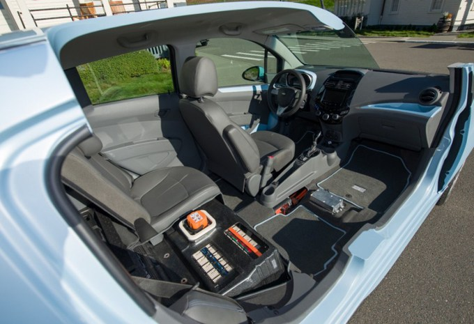 Chevrolet Spark EV #3