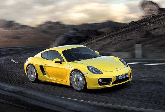 Porsche Cayman #4