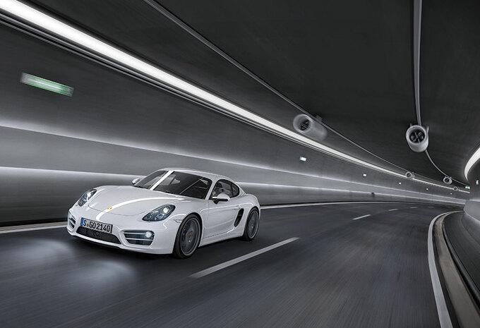 Porsche Cayman #6