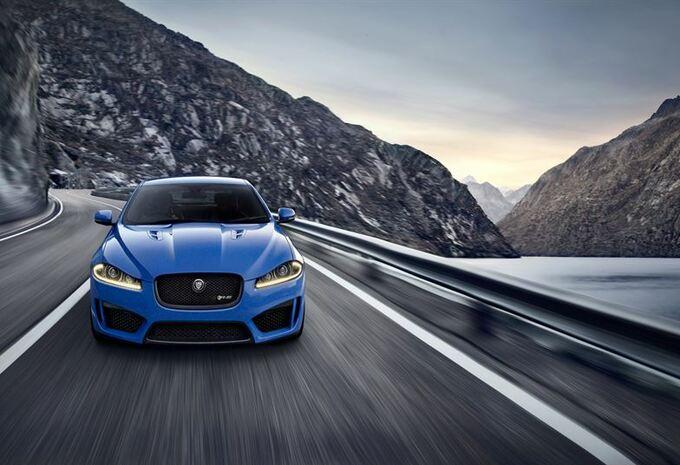 Jaguar XFR-S #12