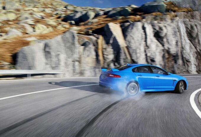 Jaguar XFR-S #7