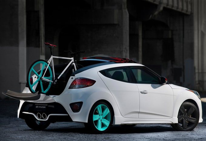 Hyundai Veloster C3 Concept #1