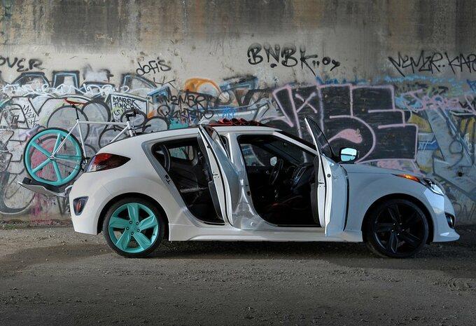 Hyundai Veloster C3 Concept #7