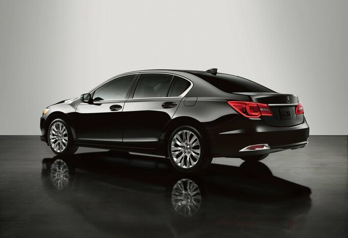 Acura RLX #4