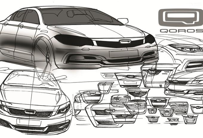 Qoros, een nieuw automerk #3