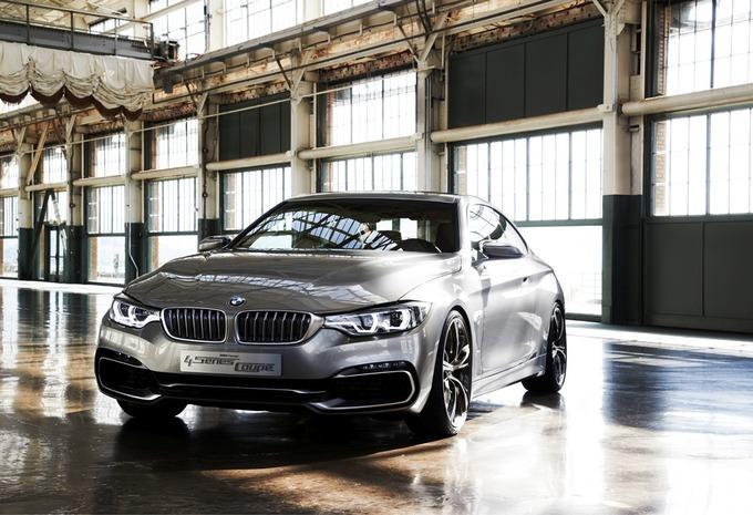 BMW 4-Reeks Coupé Concept #1