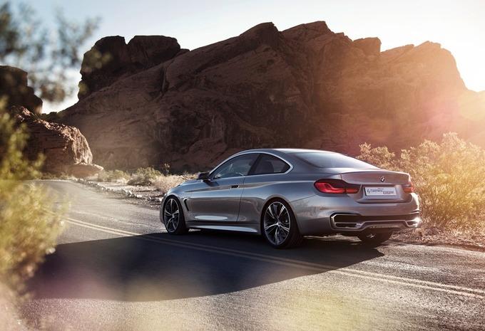 BMW 4-Reeks Coupé Concept #10