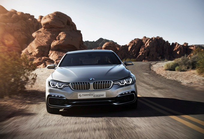 BMW 4-Reeks Coupé Concept #11