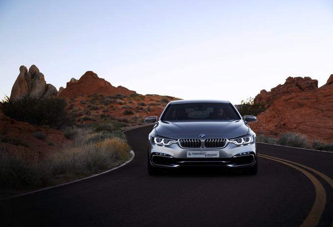 BMW 4-Reeks Coupé Concept #2